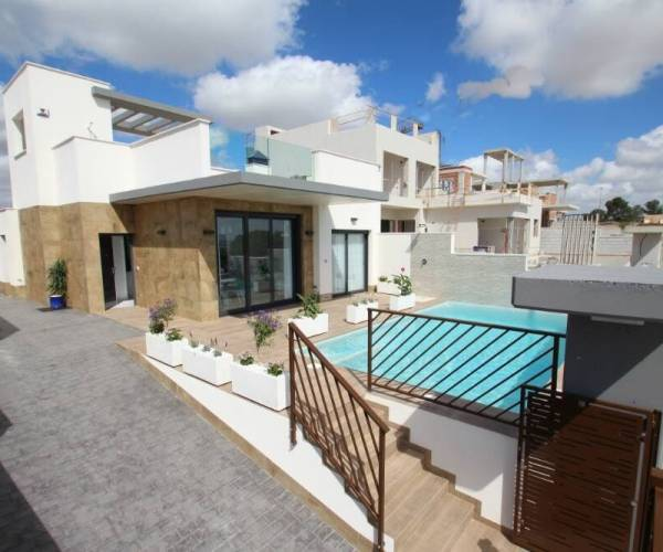 Villa - New Build - Campoamor - Orihuela Costa  - Campoamor