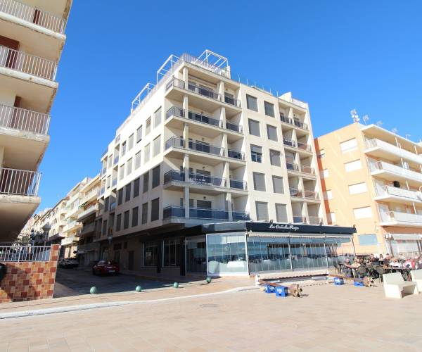 Appartement - Occasion - Guardamar - 1º línea playa /PLAYA