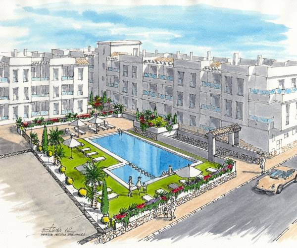 Appartement - Nouvelle construction - Torrevieja - Playa