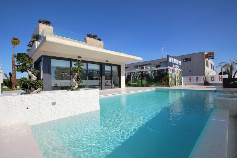 New Build - Villa  - Campoamor - Orihuela Costa  - Campoamor