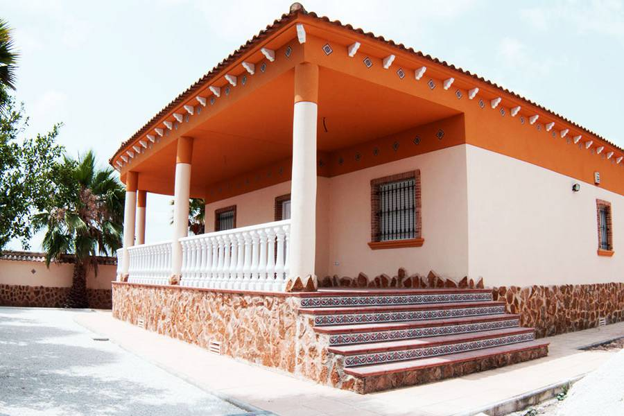 New Build - Villa  - Catral