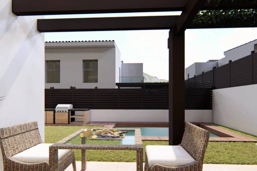New Build - Villa  - COX - Residencial San Fernando