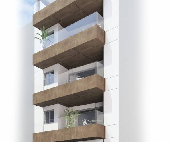Apartament - New Build - La Mata - Pueblo/ PLAYA