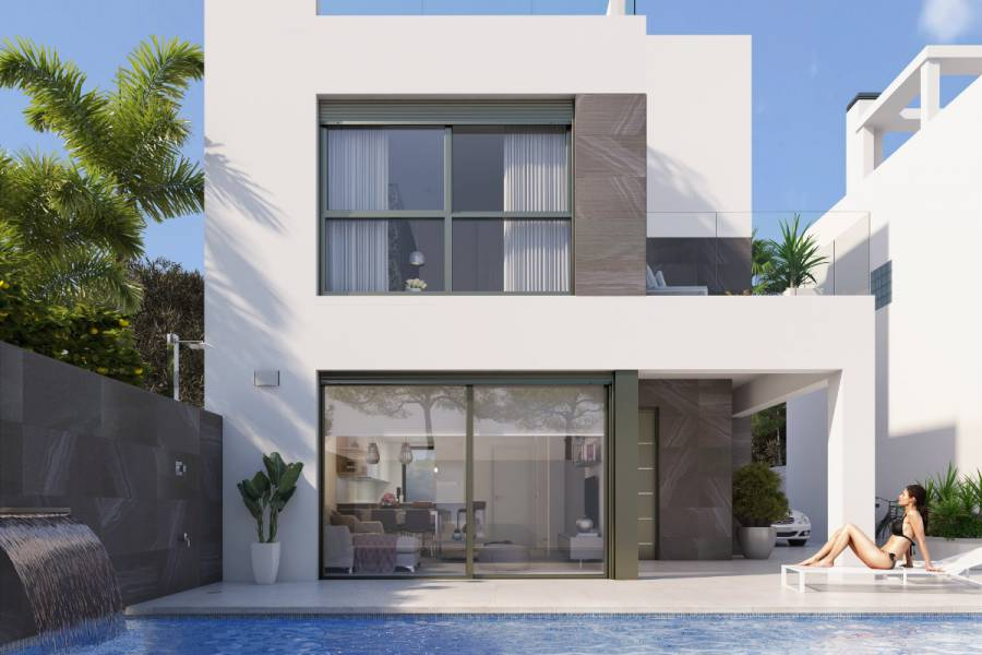 New Build - Villa  - Punta Prima - Playa