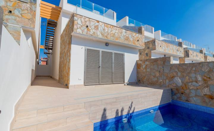 Bungalow - New Build - Los Alcázares - Residencial Sinergia World
