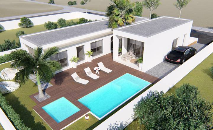 Villa  - New Build - Formentera - Formentera