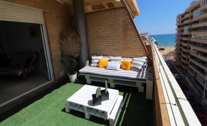 PENTHOUSE - Resale - La Mata - Centro/PLAYA