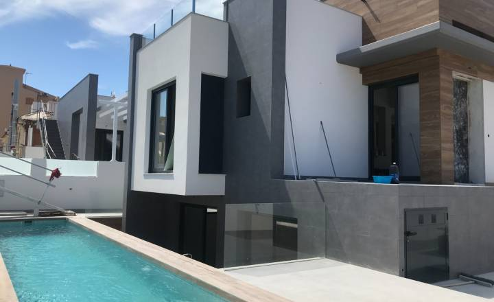 Villa  - New Build - La Mata - Los Europeos/ PLAYA