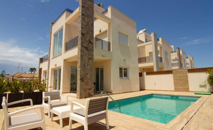 Villa  - New Build - La Mata - Cabo Cervera